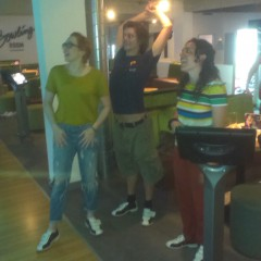 """Bilder von dem Bowlingabend der """"Young Cusanus Generation"""""""