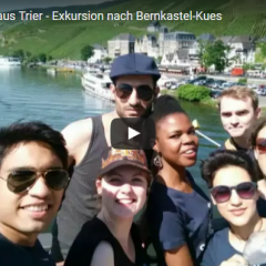 Video von der Exkursion nach Bernkastel